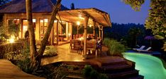 Soulshine Bali is a villa, retreat oasis and cafe, nestled between stunning rice field terraces of the village of Ubud and the Tukad Bembeng river. Michael Franti's retreat.