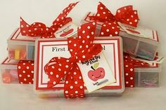 teacher gifts, schools, survival kits, surviv kit, first day, 1st day, gift idea, teachers, back to school