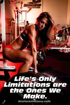 I love this Motivational Exercise Quote