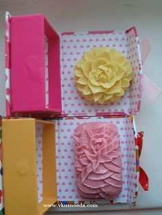 Fruit Carving Arrangements and Food Garnishes: Soap Carving. Making presents for friends