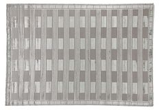 9' x 13' Norma Rug, Silver on One Kings Lane