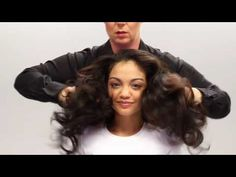 {Video} #HairHowTo: Soft Curls with #SmoothInfusion