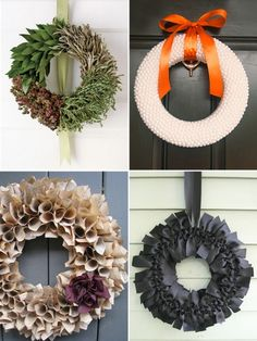A Fab Roundup of Some of My Favorite Fall DIY Wreaths - Fab You Bliss