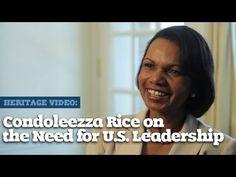 exclus interview, condoleezza rice, opress major