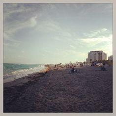 Escape to the perfect #Miami beaches.    Photo courtesy of kathleendixon on Instagram.