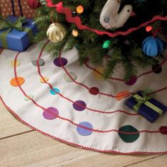 Christmas Tree Skirts.