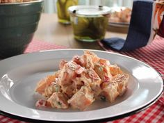 Sweet Potato Salad Recipe : Trisha Yearwood : Food Network - FoodNetwork.com