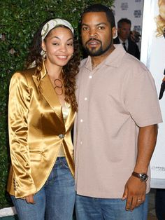 Ice Cube and wife Kimberly