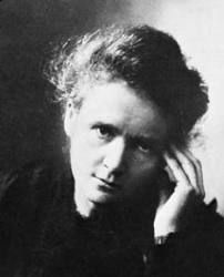 Two-time Nobel laureate Marie Curie discovered polonium and radium, founded the concept of radiology and — above all — made the possibility of a scientific career seem within reach for countless girls and women around the world. The first woman to receive the Nobel Prize and the first female Professor of General Physics in the Faculty of Sciences at the Sorbonne in Paris, Curie was beloved by her colleagues for her calm, singular focus, lack of pretense and professional drive.
