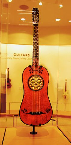 World's Oldest Guitar, Musical Instrument Museum