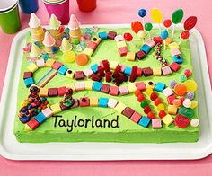 Pin to Win! Birthday Cakes Galore: Game Changer (via Parents.com)