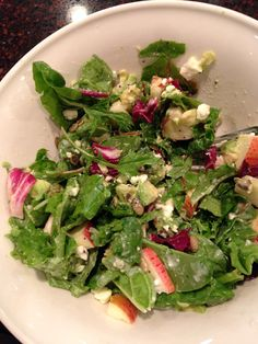 """White House Salad for """"The Biggest Loser"""""""