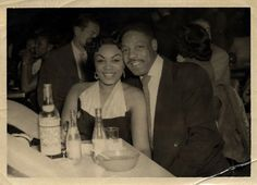 Date Night  1950's  [Willis Family Album]  ©WaheedPhotoArchive, 2012