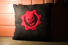 Gears of War pillow