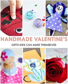 Need some Valentine's crafts? Tons of Valentines that kids can actually make | Curly Birds
