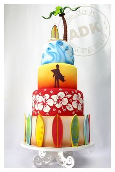 What a awesome cake!