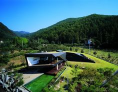 Villa Topoject by korean practice, AND