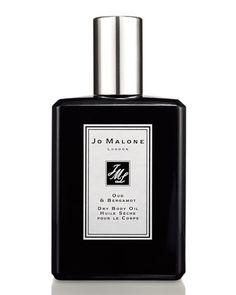 Jo Malone Oud & Bergamot Dry Body Oil