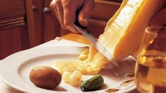 fondue, bread, switzerland, potato, cheese party