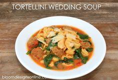 Tortellini Wedding Soup
