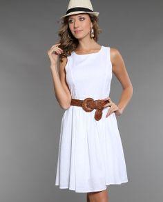 Vestido Tubinho Curto - Collins - Vestidos no Claire