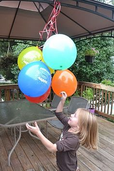 Come Together Kids: Birthday Balloon Pop
