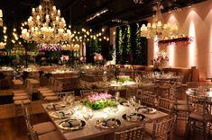 decoracion sala de boda