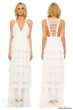 Mara Hoffman Bridal | Mara Hoffman Wedding Dresses — Devotional Bridal Collection ...