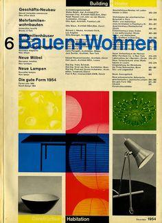 Bauen+Wohnen /  Richard Paul Lohse