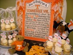 How to be a TN Vol