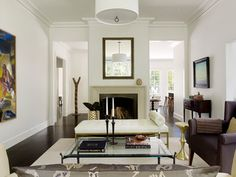Houzz Tour: Upping the Sophistication in a Charming Tudor