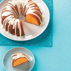Orange-Lemon Cake Recipe