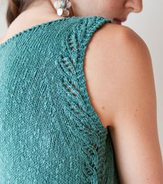Gorgeous detailing - Laresca from Twist Collective Spring 2012