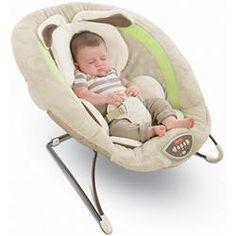 Fisher-Price - My Little Snugabunny Baby Bouncer Seat - Walmart.com