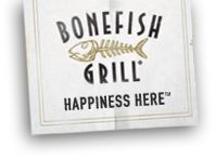 Bonefish Grill- Whether you are looking for fresh from the water seafood or fresh from the orchard cocktails, Bonefish Grill has you covered! The unique atmosphere and amazing food will make you return again. and again. and again!
