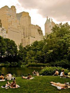 NYC. Summer in Central Park #summer #summer2013willbeawesome #epicsummer #summerbucketlist #oursummerbucketlist #OurSmmrBcktLst3 #OSBL #OSBL3