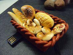 Bread Basket 4Gb USB Flash Drive