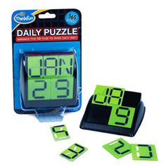 A Great video review of Daily Puzzle by ThinkFun