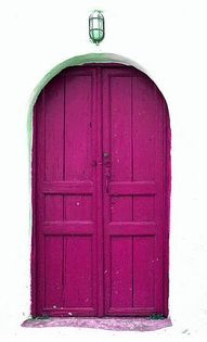 A color to a-door. #WhatSheWants