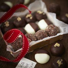 Delicious Ginger Creams recipe - make the perfect homemade gift #recipe #christmas #giftideas