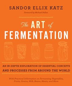 wild ferment, art, fermented foods, pickl, new books, thing, ferment food