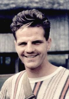 """Jim Elliot, Christian martyr. """"He is no fool who gives what he cannot keep to gain that which he cannot lose."""""""