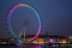 London Eye- Bing Images