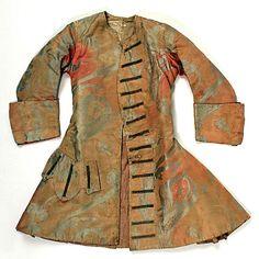 Coat Date: 1730 Culture: European