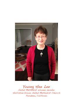 unit methodist, methodist women, live timelin, women member, methodist church, young hee, young kim, hee lee