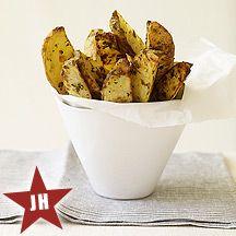 Weight Watchers Herb Potato Wedges