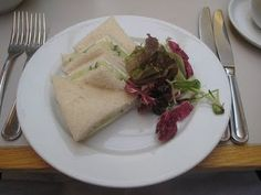 Quick and Easy Party Recipe: Cucumber Sandwiches