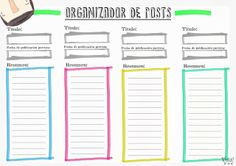 20.9.13Organizador para los posts de tu blog [imprimible] by IsaDEout!4 ComentariosOrganizador para los posts de tu blog [imprimible]