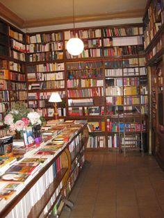 Librería Pérgamo, Madrid