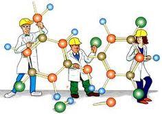 Molecular Models at the Movies